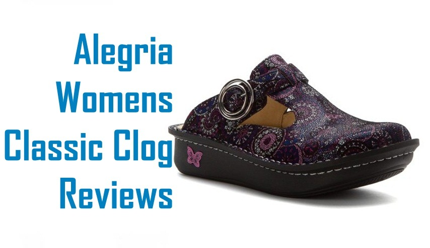 Alegria Womens Classic Clog Reviews – Colorful Nursing Clogs