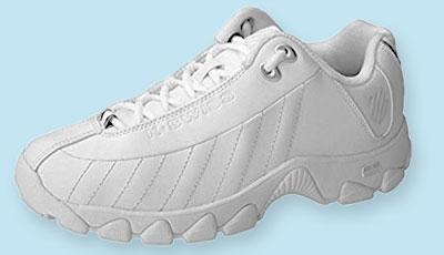 K-SWISS Mens ST329 shoes