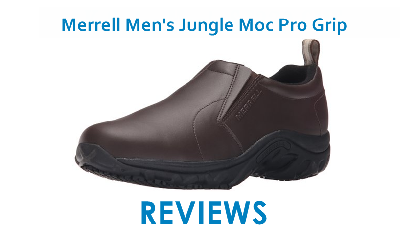 Merrell Mens Jungle Moc Pro Grip review