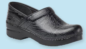 Dansko Tooled Clog