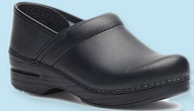 Dansko women oiled leather shoes