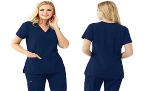 Most comfortable scrubs for women
