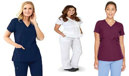Best Women's Scrubs-Reviews and Buying Guide