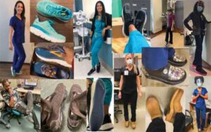 Best way clean your all types nursing shoes