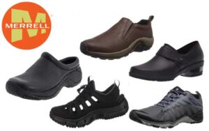 Merrell brand shoes for nurses